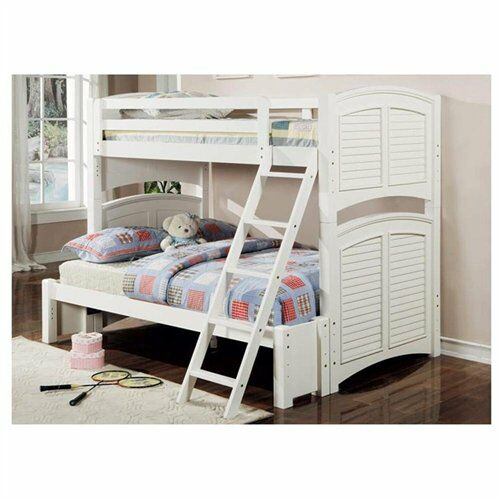 Siblings Who Share A Room Can Have Their Own Space With A Set Of Bunk Beds,  And The Matching Dressers Round Out The Perfect Bedroom Set Without Having  To ...