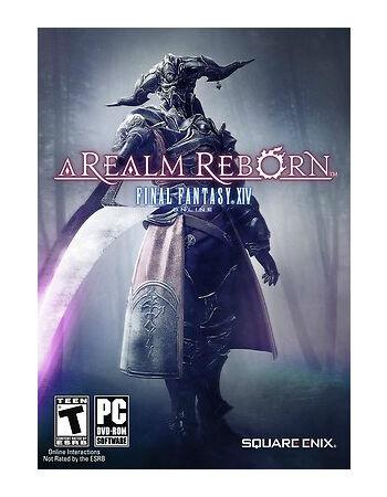 Final Fantasy XIV: Online - A Realm Reborn for PC