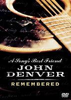 JOHN DENVER A Song's Best Friend John Denver Remembered DVD PAL Region 4