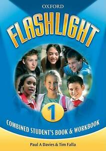Flashlight 1: Combined Student's Book and Workbook by Davies, Paul, Falla, Tim