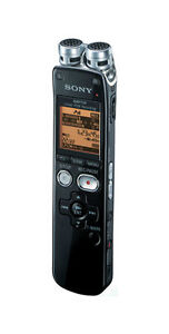 Sony-Digital-Voice-Recorder-w-2GB-Built-In-Memory-ICD-SX712D-Multi-Track-Flash