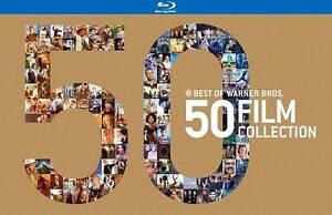 Best Of Warner Bros 50 Film Collection Blu Ray Disc 2013 52 Disc Set Includes Digital Copy Ultraviolet