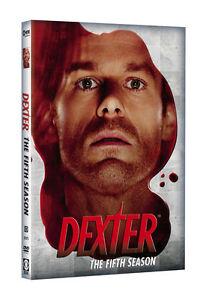 Dexter : Season 5 (DVD, 2011, 5-Disc Set) New DVD Region 4 Unsealed