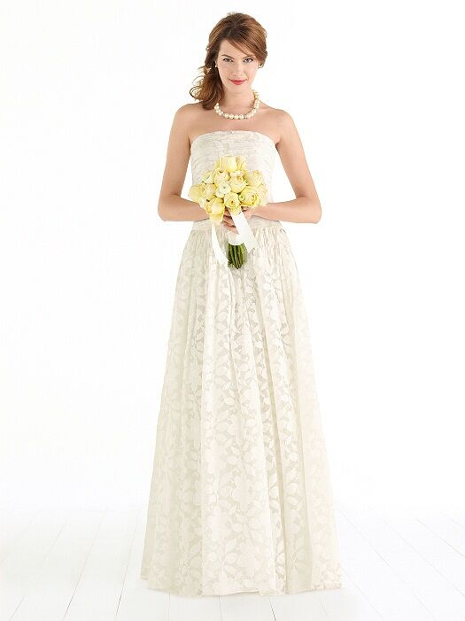 How to Accessorise a Full-Length Dress for a Wedding