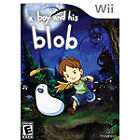 David Crane's A Boy and His Blob: Trouble on Blobolonia [Virtual Console]  (Nintendo Wii, 2009) (2009)