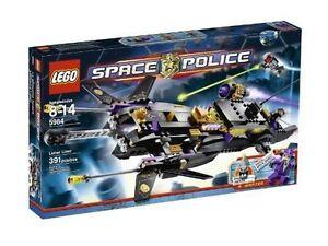 LEGO LEGO LEGO Space Police Lunar Limo (5984) New Unopened 41b6af