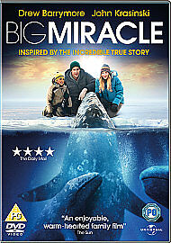 Big Miracle DVD 2012 FOREIGN IMPORT ENGLISH AUDIO UNSEALED - <span itemprop='availableAtOrFrom'>Laxey, United Kingdom</span> - Big Miracle DVD 2012 FOREIGN IMPORT ENGLISH AUDIO UNSEALED - Laxey, United Kingdom