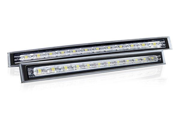LED Tagfahrlicht - Tipps für den Kauf eintragungsfreier Nachrüst-Sets mit E-Prüfzeichen