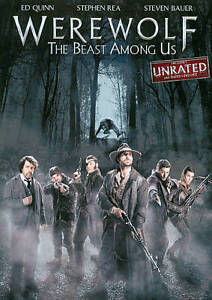 Werewolf: The Beast Among Us (DVD, 2012, Unrated)