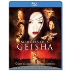 Memoirs of a Geisha (Blu-ray Disc, 2007)