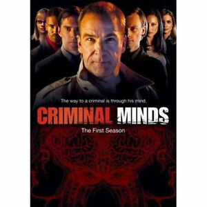 Criminal Minds - The Complete First Season (DVD, 2006,