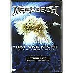 Megadeth - That One Night (Live in Buenos Aires [DVD]/Live Recording, 2009)