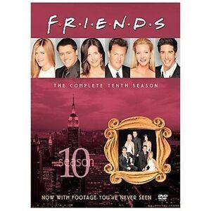 Friends - The Complete Tenth Season (DVD, 2005, 4-Disc Set)