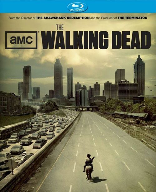 Serie The walking Dead: Zombie-Apokalypse durch grauenhafte Seuche