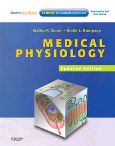Medical Physiology, 2e Updated Edition: with STUDENT CONSULT Online-ExLibrary