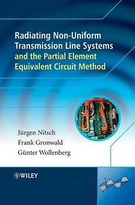 Radiating Nonuniform Transmission–Line Systems and the Partial Element Equ