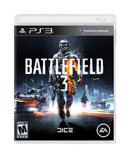 Battlefield 3 PS3 Factory SEALED Brand New! FREE Shipping! Black Label