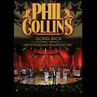 Phil Collins: Going Back - Live at Roseland Ballroom, NYC (DVD, 2010)