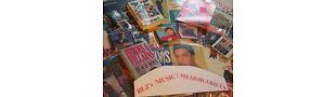 BLJ's Music/Memorabilia
