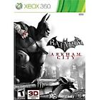 Batman: Arkham City T-Teen Microsoft Xbox 360 Video Games