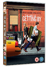 The Art of Getting By [DVD] - Freddie Highmore (DVD) (New & Sealed)