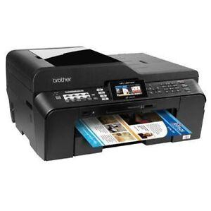 brother printer mfc j6510dw manual