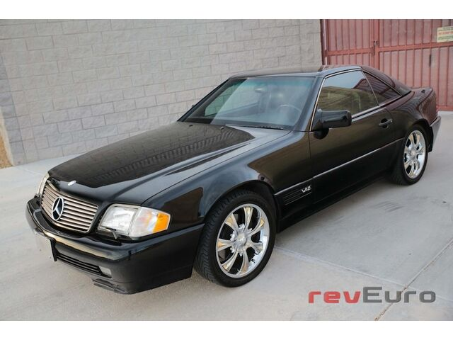 1994 mercedes benz sl600 600sl only 75k miles no reserve for Used mercedes benz sl600 for sale