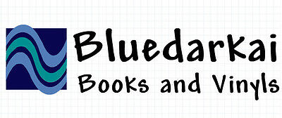 Bluedarkai Books and Vinyls