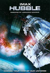 Hubble (DVD, 2011) IMAX narrated Leonardo Dicaprio Our ...