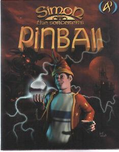 Simon Pinball (PC, Eurobox) originale Pappbox super selten, RAR - Deutschland - Simon Pinball (PC, Eurobox) originale Pappbox super selten, RAR - Deutschland