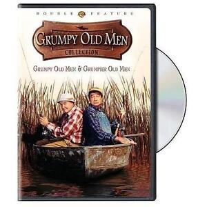 Grumpy Old Men/Grumpier Old Men DVD, 2009 Only DVD No Case  - $5.67