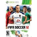FIFA Soccer 12  (Microsoft Xbox 360, 2011)