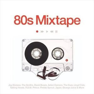 Various-80-S-Mixtape-CD-NEW