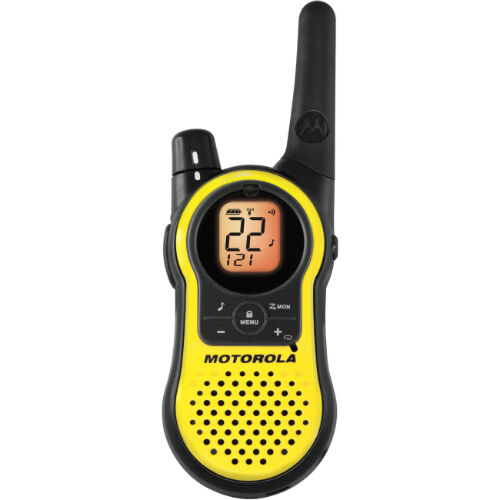 Motorola MR350R - Mile Range Talkabout 2-Way Radios, PAIR