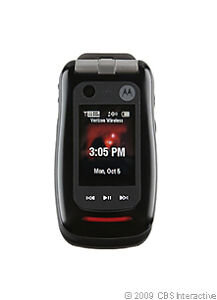 New-Verizon-Motorola-Barrage-V860x-NON-CAMERA-Rugged-Waterproof-No-Contract-Cell