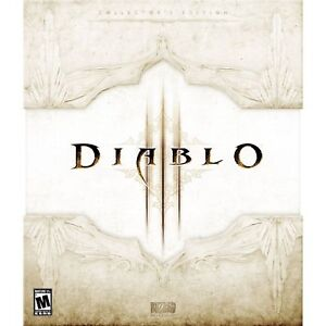 Diablo III: Collector's Edition (Windows/Mac: Mac and Windows, 2012) | eBay