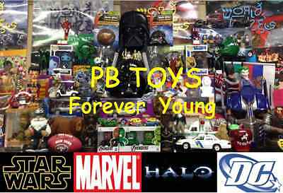 PB Toys and Collectibles