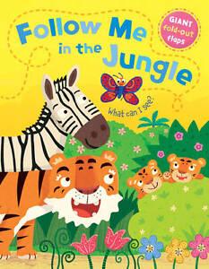 Follow Me in the Jungle (Follow Me Books), , New Book