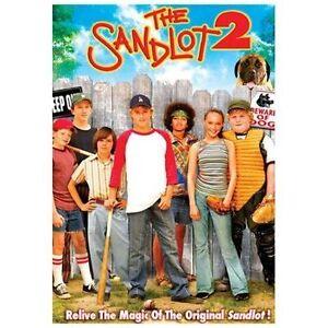 The Sandlot 2 (DVD, 2005) Brett Kelly, James Earl Jones ...