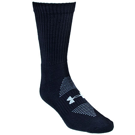 Under Armour Charged Cotton Crew Socks