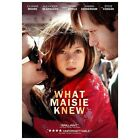 What Maisie Knew (DVD, 2013)