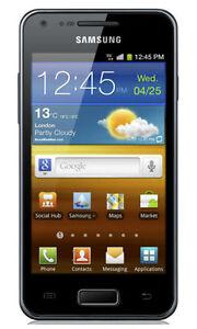 Samsung Galaxy S Advance GT-I9070 - Black (Unlocked) Touchscreen Smartphone