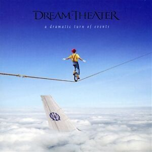 Dream Theater - A Dramatic Turn of Events (2011)  CD  NEW/SEALED  SPEEDYPOST