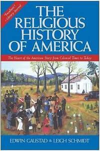 The Religious History of America, Edwin Scott Gaustad