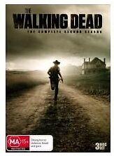 THE WALKING DEAD Season 2 : NEW DVD Blue Ray