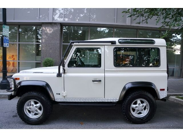 1995 land rover defender used land rover defender 90 for sale in atlanta georgia search. Black Bedroom Furniture Sets. Home Design Ideas
