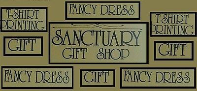 Sanctuary Gift Shop