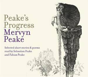 Peakes-Progress-Mervyn-Peake-Used-Good-Book