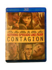Contagion (Blu-ray Disc, 2012)