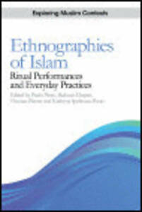 Dupret-Ethnographies Of Islam  BOOKH NEW